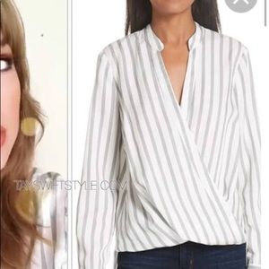 L'AGENCE Blouse Size S/P